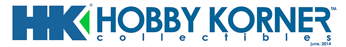 Hobby Korner New Logo