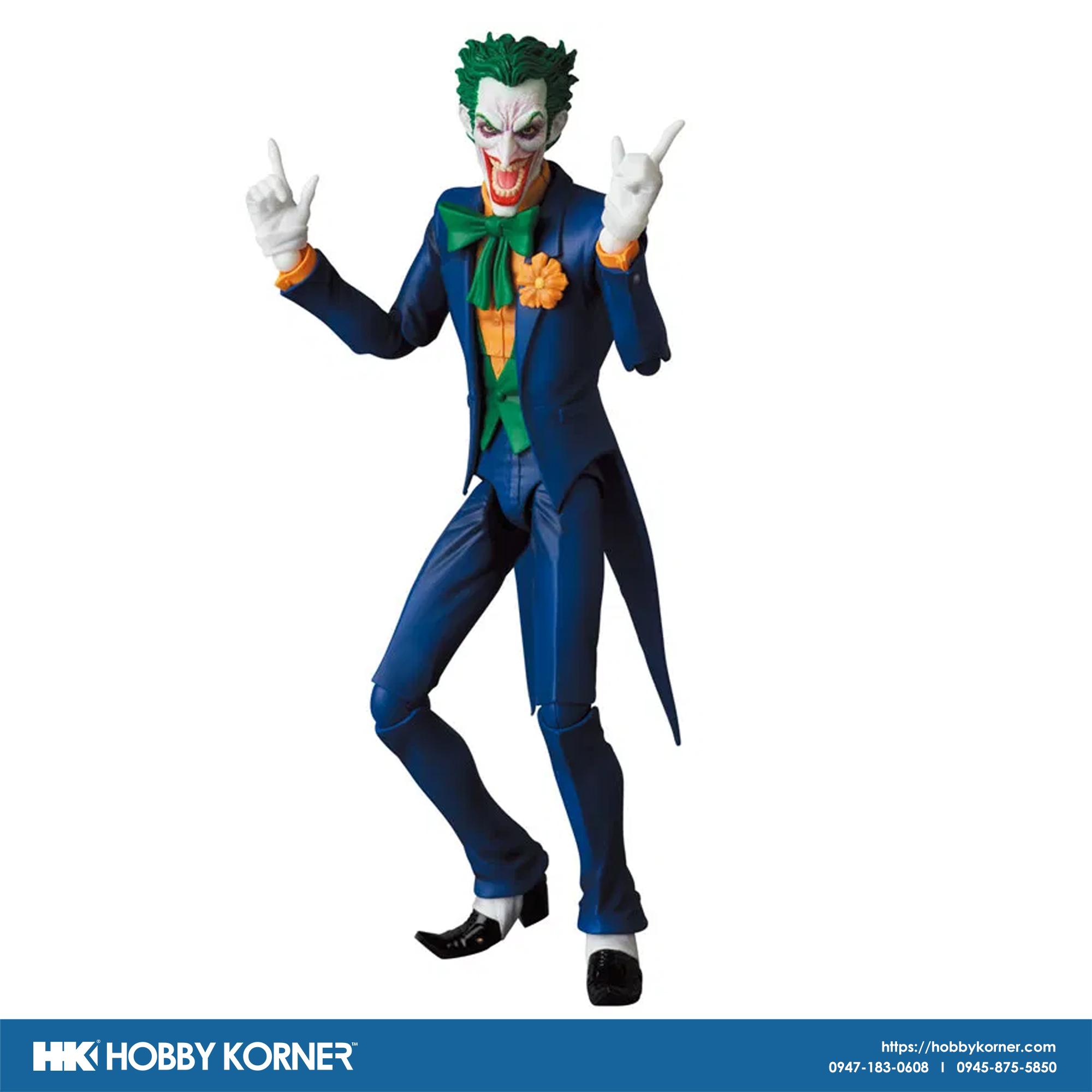 Pre Order Mafex No 142 The Joker Batman Hush Hobby Korner