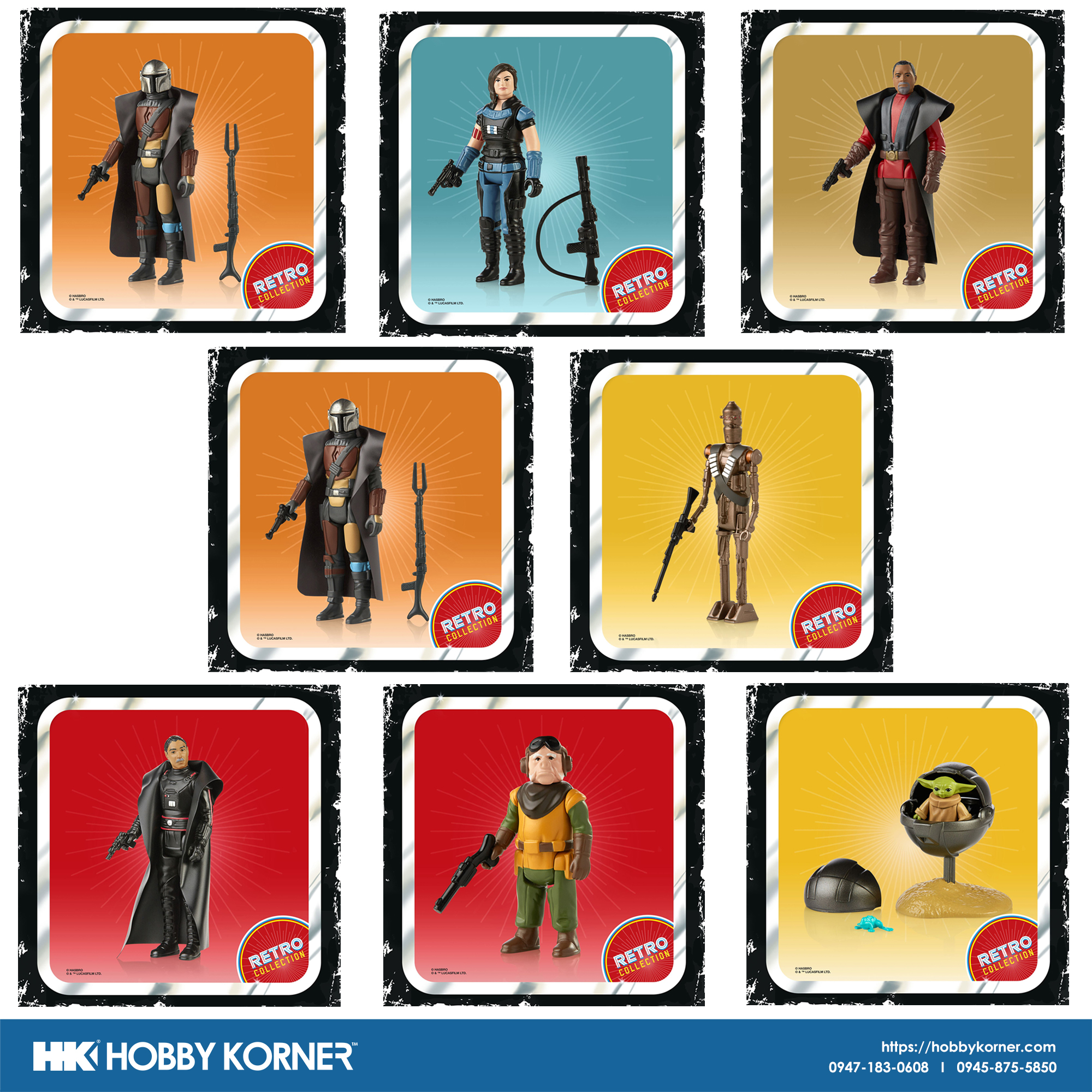 Star Wars The Clone Wars Custom 3.75 Pre Vizsla Phase II Helmet for Hasbro TVC
